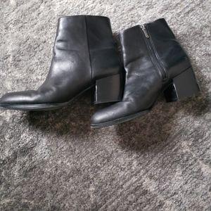 SAM EDELMAN ] JOEY black ankle booties